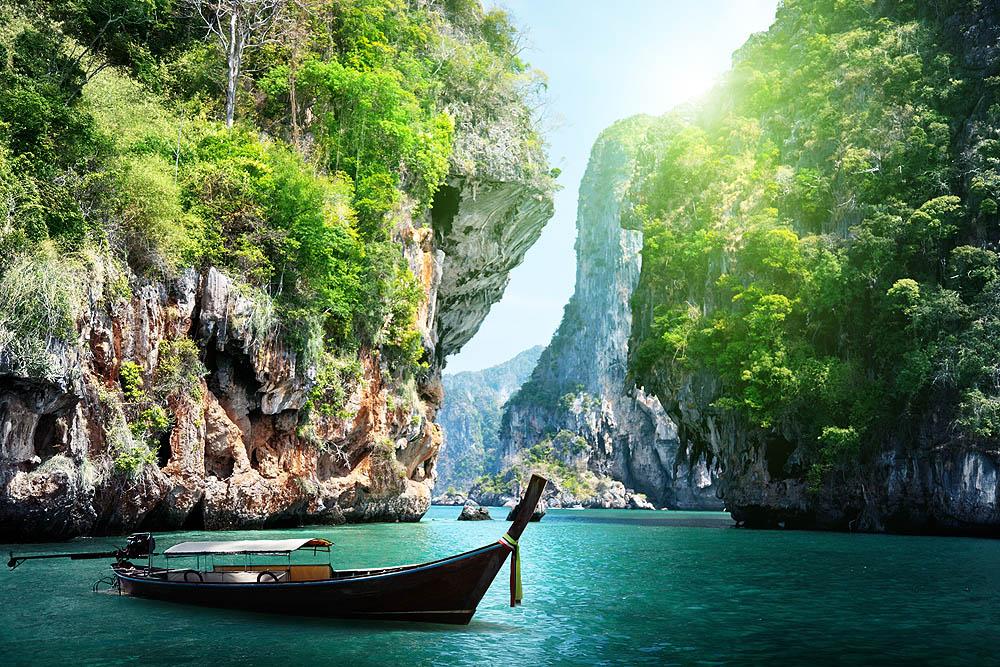 Другой Тайланд, остров Самуи, пляжи Ао Нанг и Рейлей, тигровая пещера