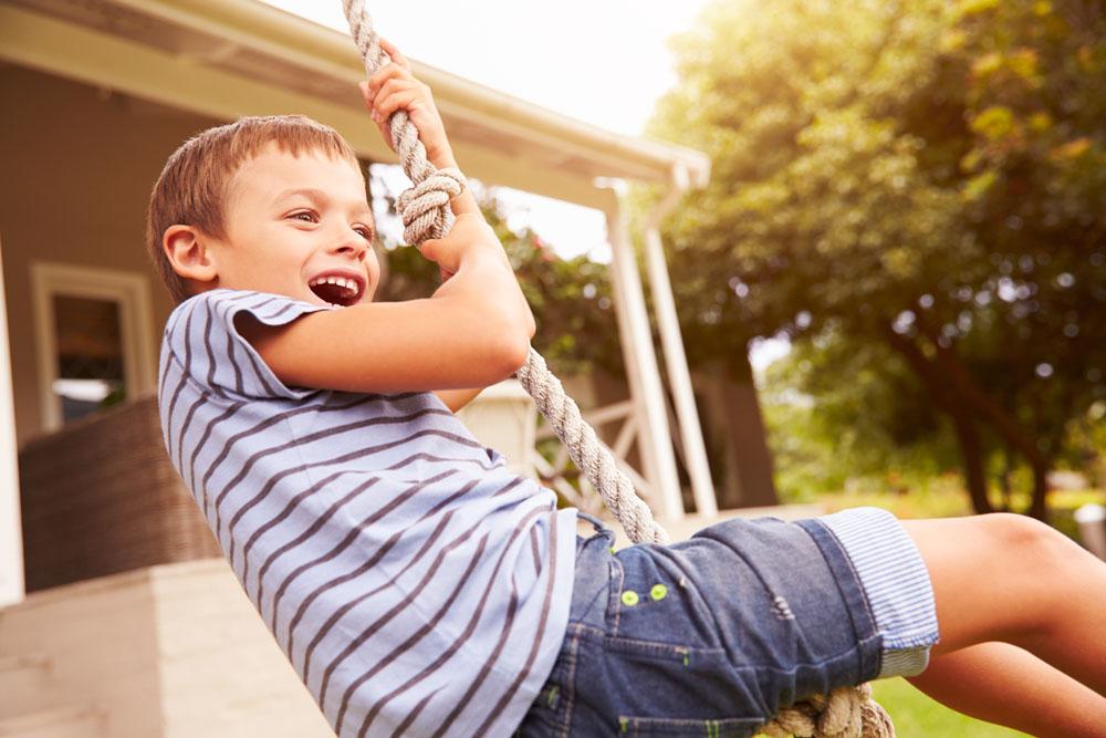 Детки не в клетке: игровой комплекс за городом