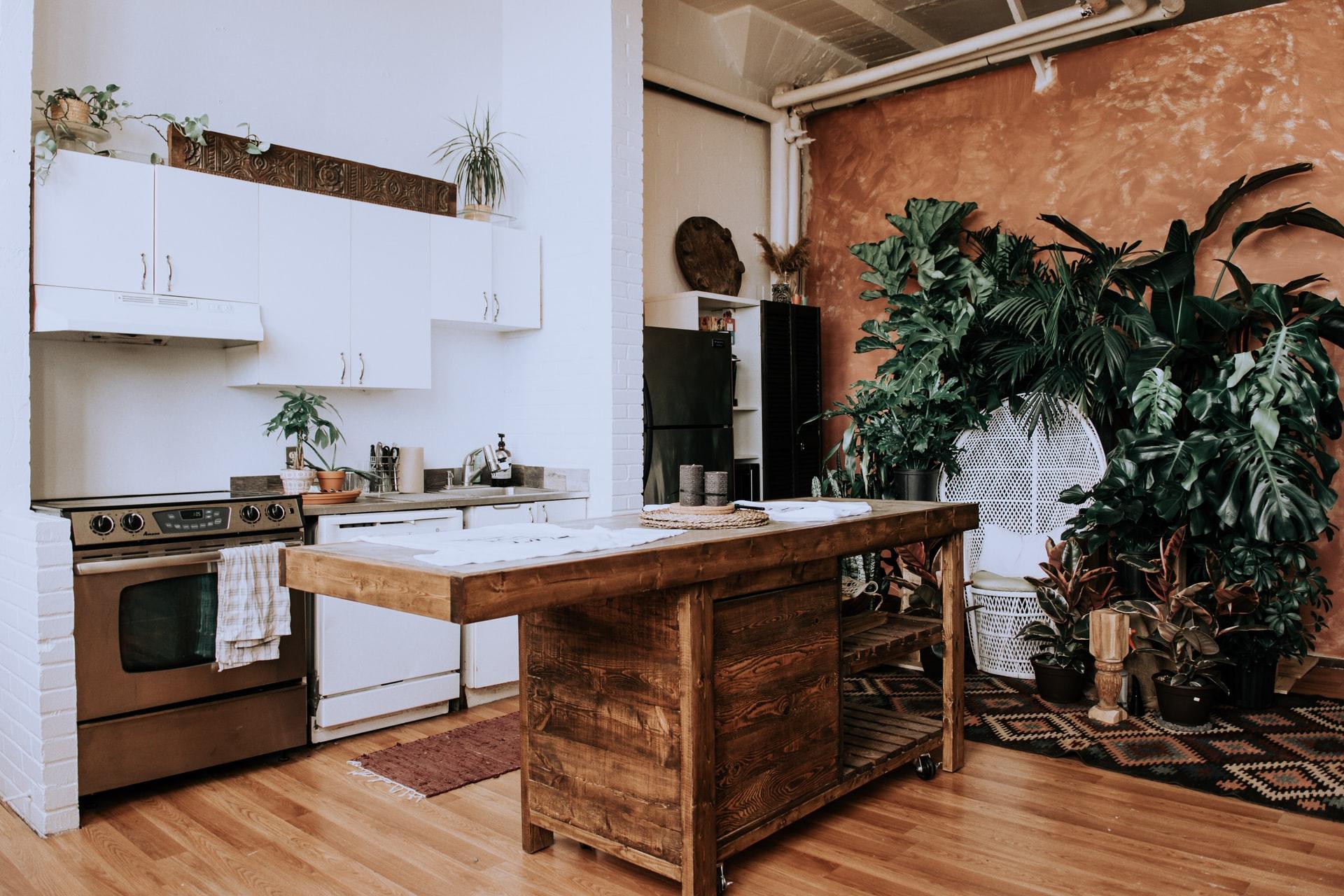 Кухня, дизайн, дизайн кухни, удобная кухня, красивая кухня, современная кухня, бытовая техника на кухне, дизайн современной кухни