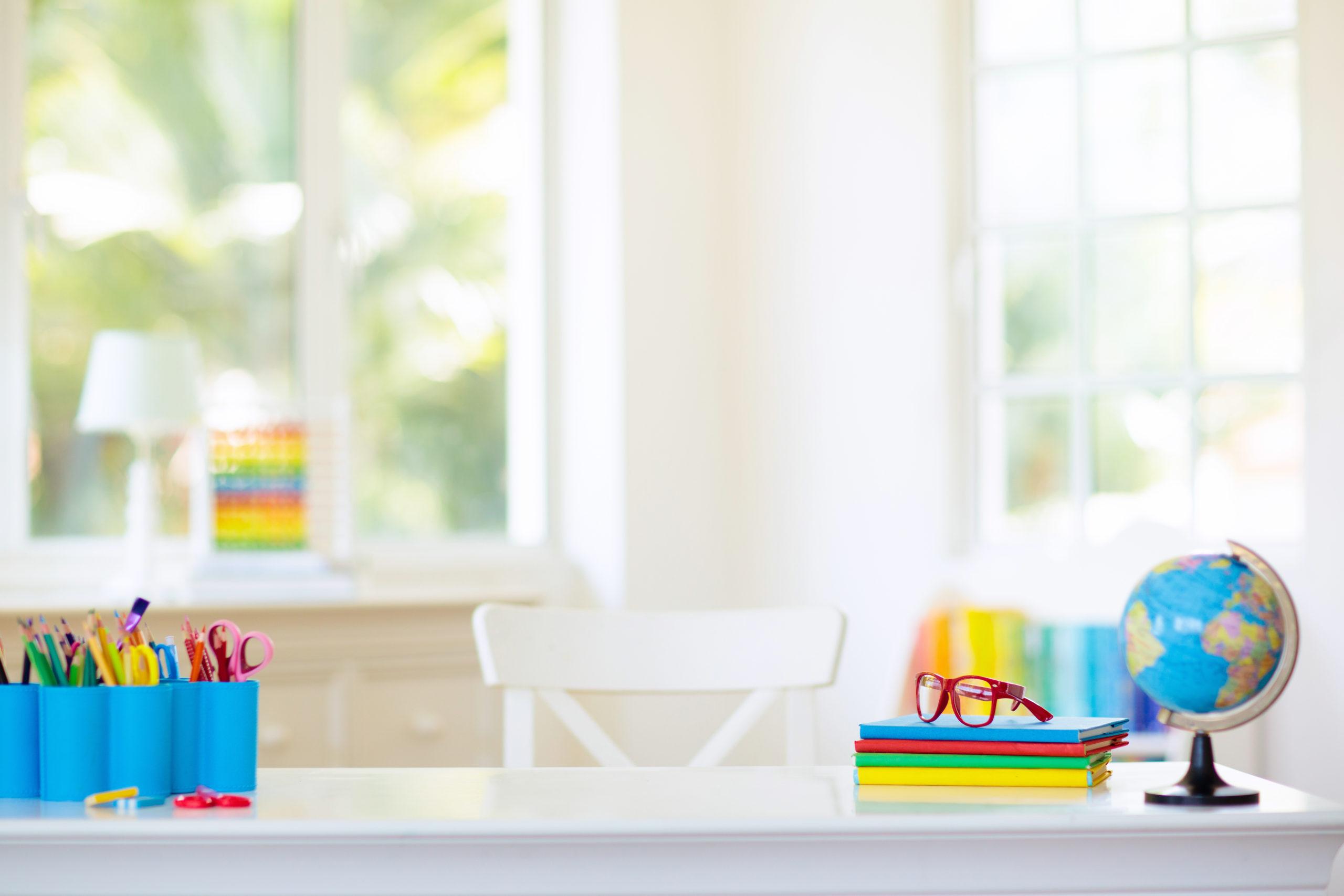Детская комната, комната школьника, дизайн детской комнаты, пространство детской комнаты